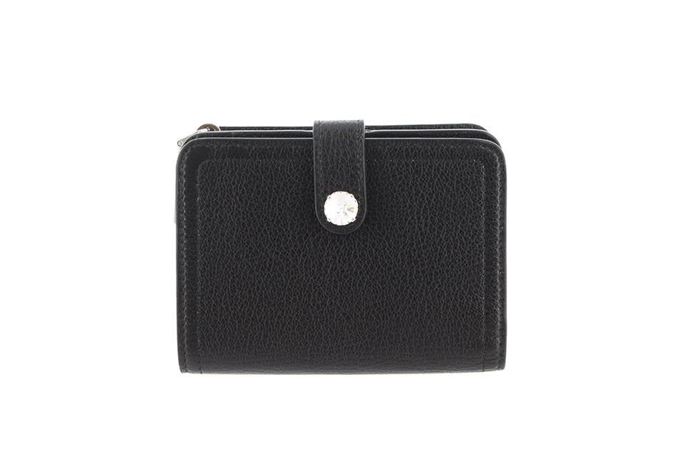 財布 マドラスレザー 黒 レザー 5ML031 未使用