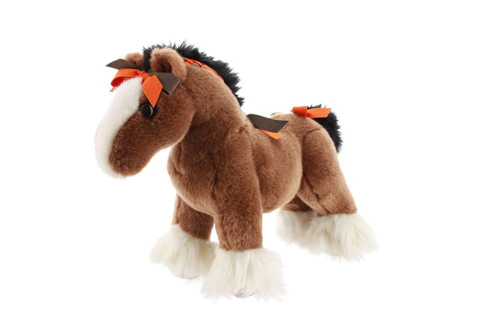 エルミーPM ぬいぐるみ 馬 未使用