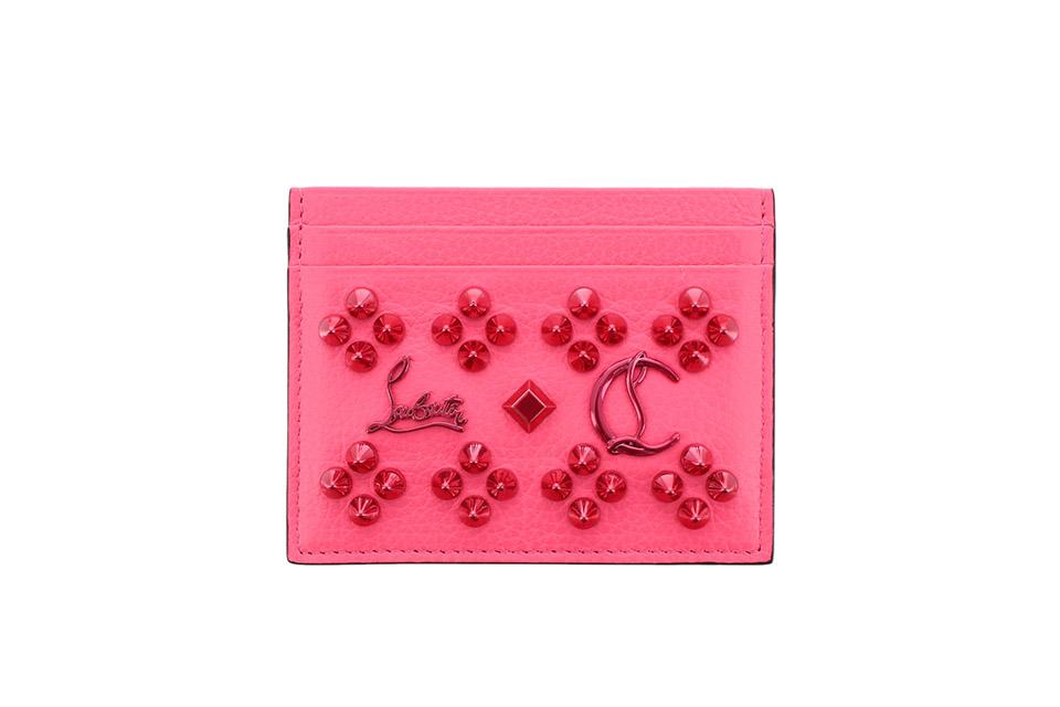 カードケース ピンク 新品同様