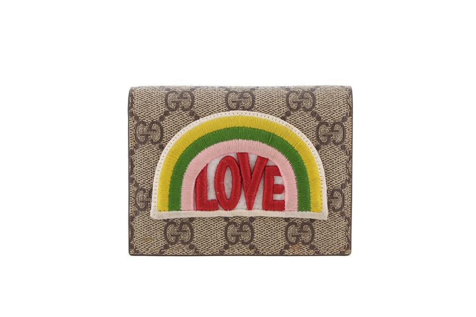 2つ折財布(カードケース) GGスプリーム 476412