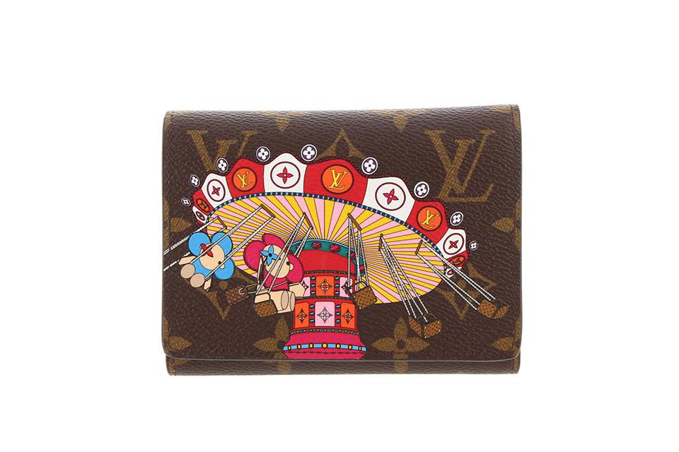 ポルトフォイユ・ヴィクトリーヌ コンパクト財布 日本限定 M69754 新品
